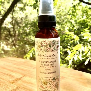 Hydrating Lavender Nutrient Toner (Hydrosol)