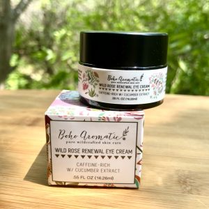 Eye Cream : Wild Rose Renewal Eye Cream