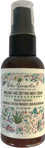 Boho Aromatic, Brilliant Age Defying Night Cream