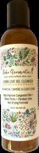 Boho Aromatic, Lemon Love Gel Cleanser
