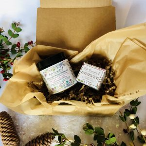 TEXAS WILD ROSE Skincare Duo, Eye Cream and Micellar Cleansing Pads